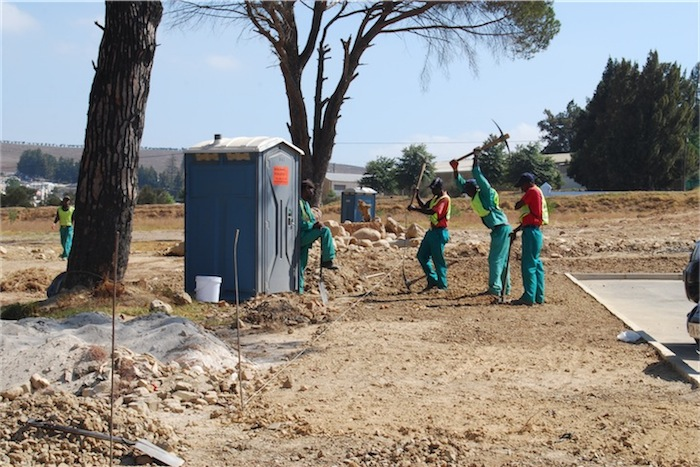Site operations building regulations