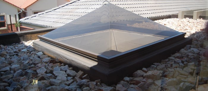 waterproof roofs