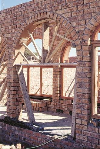 masonry arch