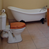 sanitary range