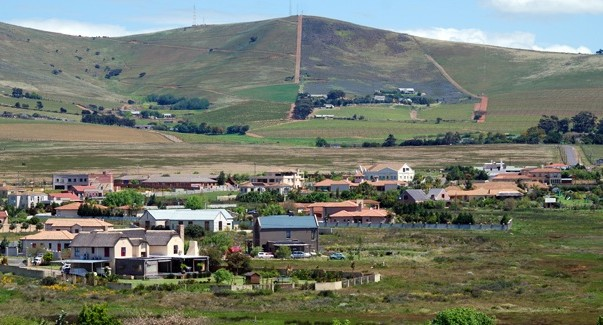 Old South African Rural Building Law