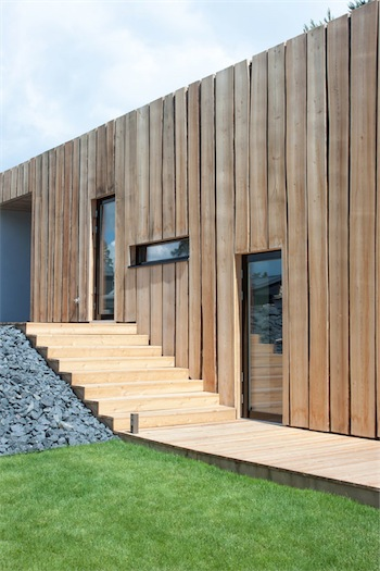 Minimalist Wooden House S Sans10400 Building Regulations South Africa